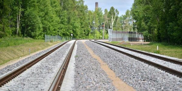 """""""Rail Baltica"""" nuotr."""