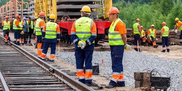 """Viso """"Rail Baltica"""" projekto įgyvendinimas kainuos apie 5,8 mlrd. Eur. SA archyvo nuotr."""