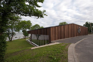 "Restoranas NOA. ""KAMP Architects"" nuotr."