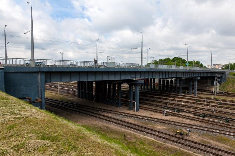 Rodūnios viaduko rekonstrukcijos