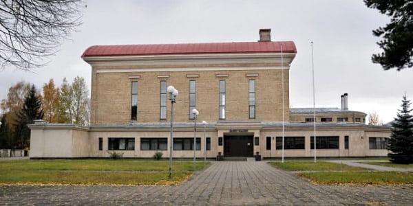 Krematoriumas Rygoje. rigaskrematorija.lv nuotr.