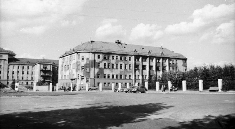 Kauno tarpukario architektūros fotografijų kolekcija