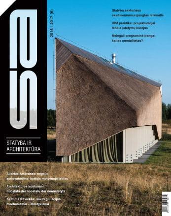 žurnalas, statyba ir architektūra