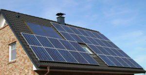 saulės jėgainės, valstybės parama
