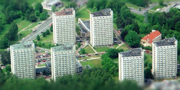 Saulėtekio miestelis (wikipedia.org nuotr.)