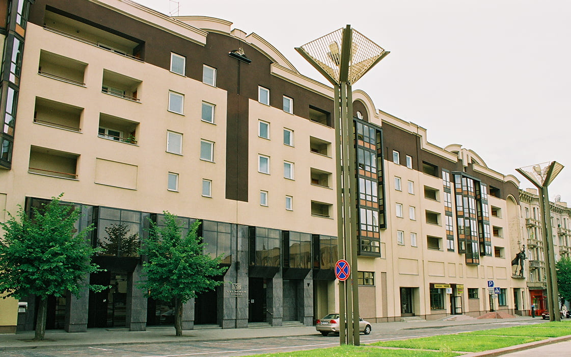 LR Seimo viešbutis. viltekta.lt nuotr.