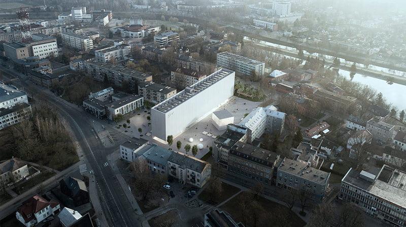 Stasio Eidrigevičiaus menų centras