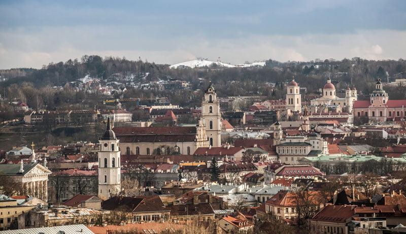 Vilniaus senamiesčio specialusis planas