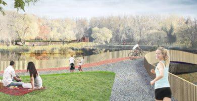 """Pirma vieta – MB """"Pupa – Strateginė urbanistika"""" projektas."""