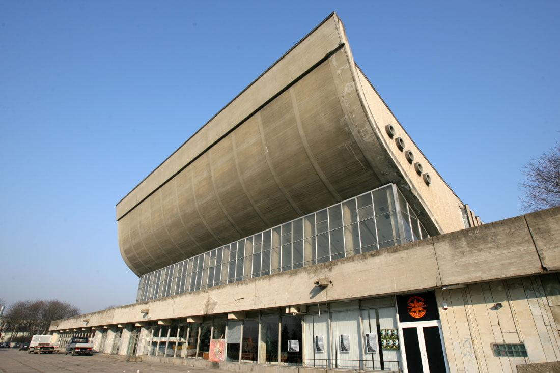 Vilniaus sporto rūmai. SA archyvo nuotr.