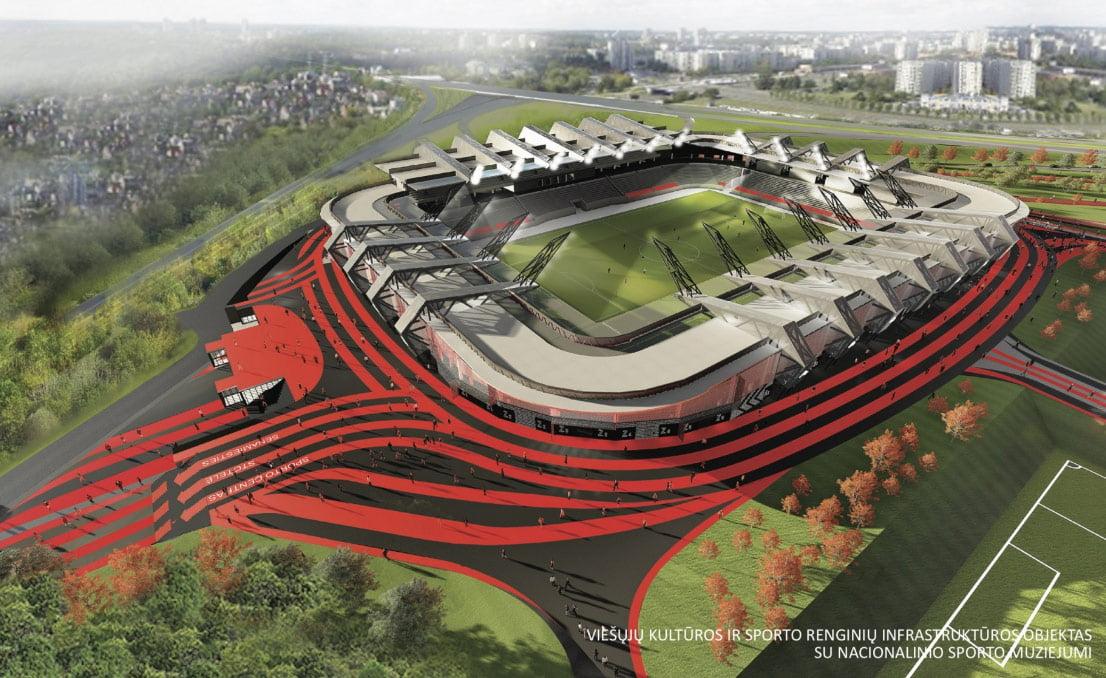 Nacionalinio stadiono