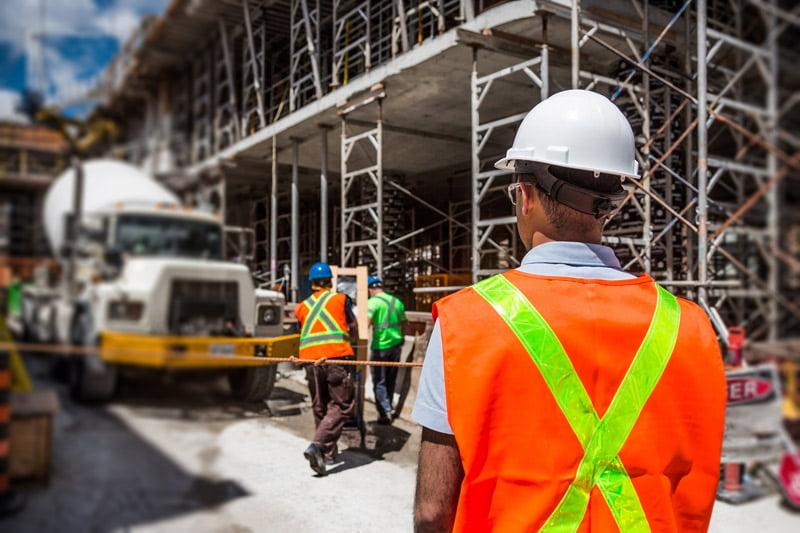 statybos inžinierius