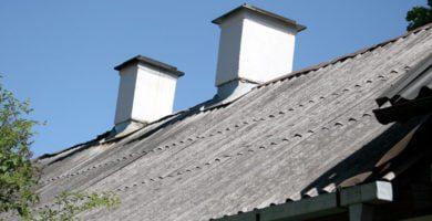 asbestinius stogus