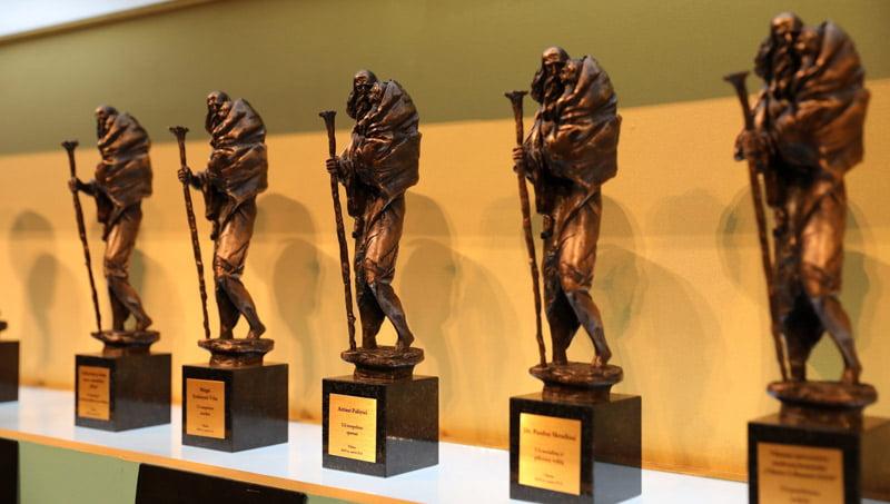 Šv. Kristoforo statulėlė