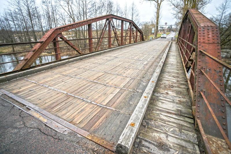 tilto statybas