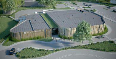 Lapkritį prasidės naujosios Trakų autobusų stoties statyba