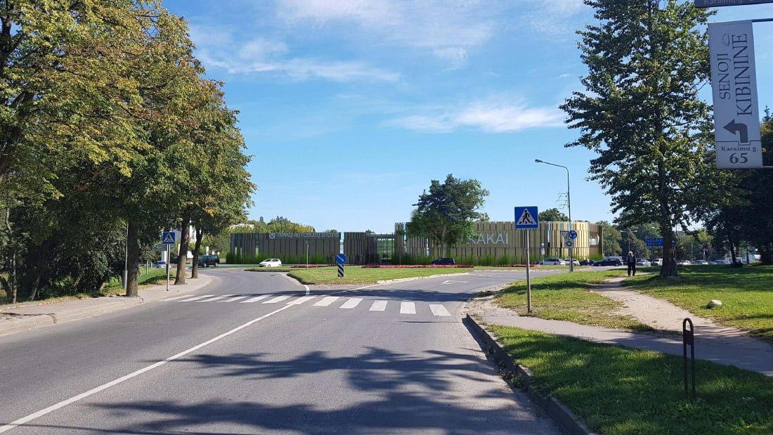Trakų r. savivaldybės vizual.