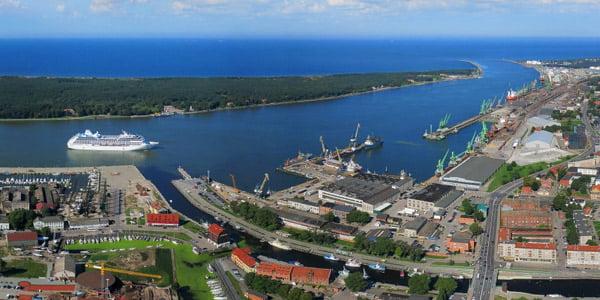 Klaipėdos valstybinio jūrų uosto nuotr.