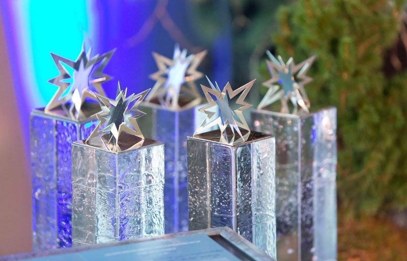 geriausio NT projekto apdovanojimai