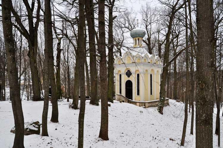 Šv. Varvaros koplyčios