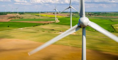 vėjo jėgainių parkai