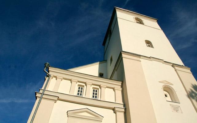 Veliuonos bažnyčia (R. Marčėnaitės nuotr.)