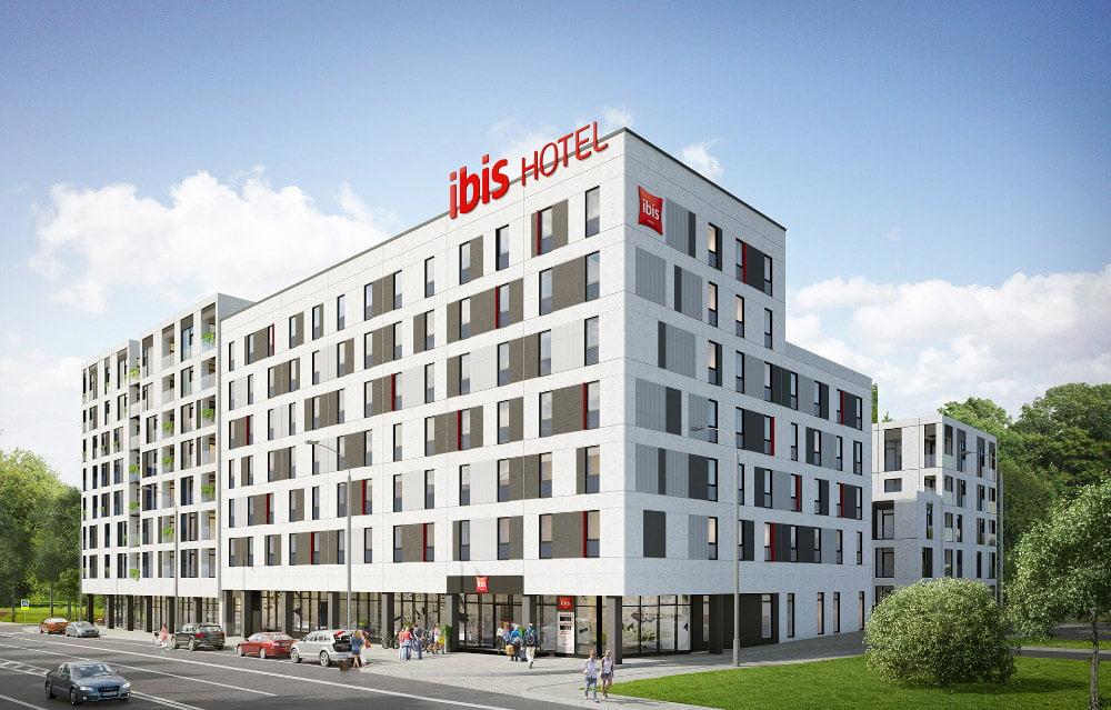 IBIS viešbutis Vilniuje.