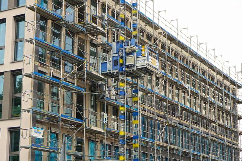 viešųjų pastatų renovacijos