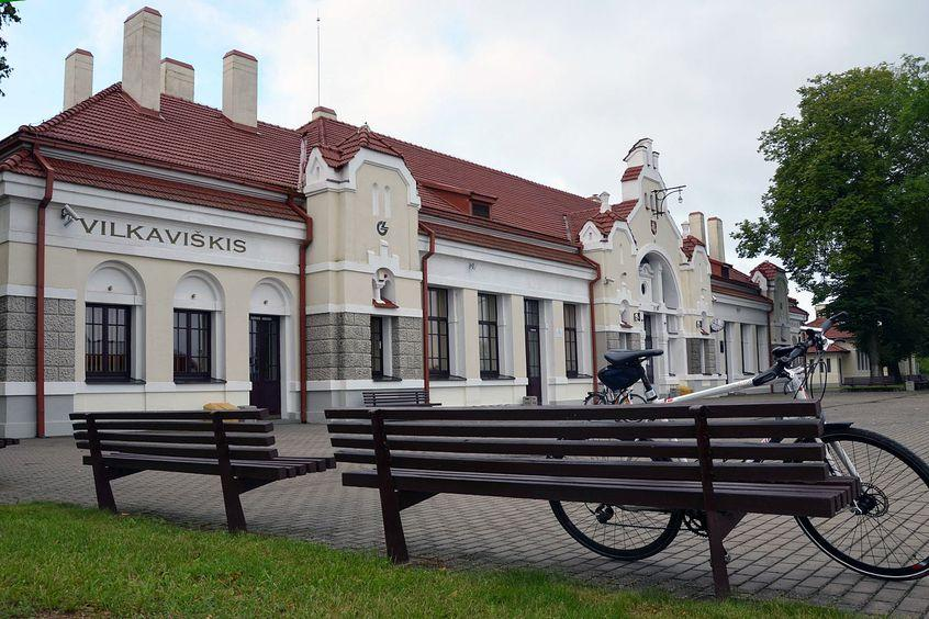 vilkaviskio gelezinkelio stotis