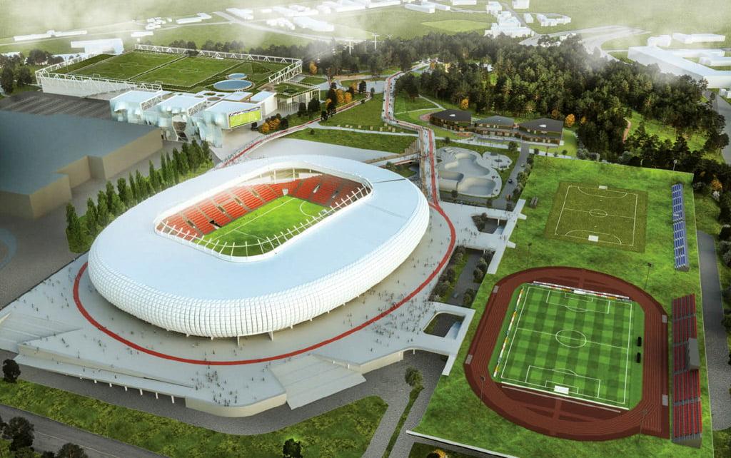 """""""Vilniaus nacionalinis stadionas"""""""