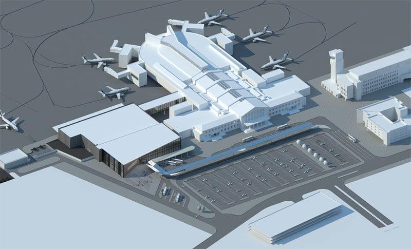 Rekonstruotas terminalas