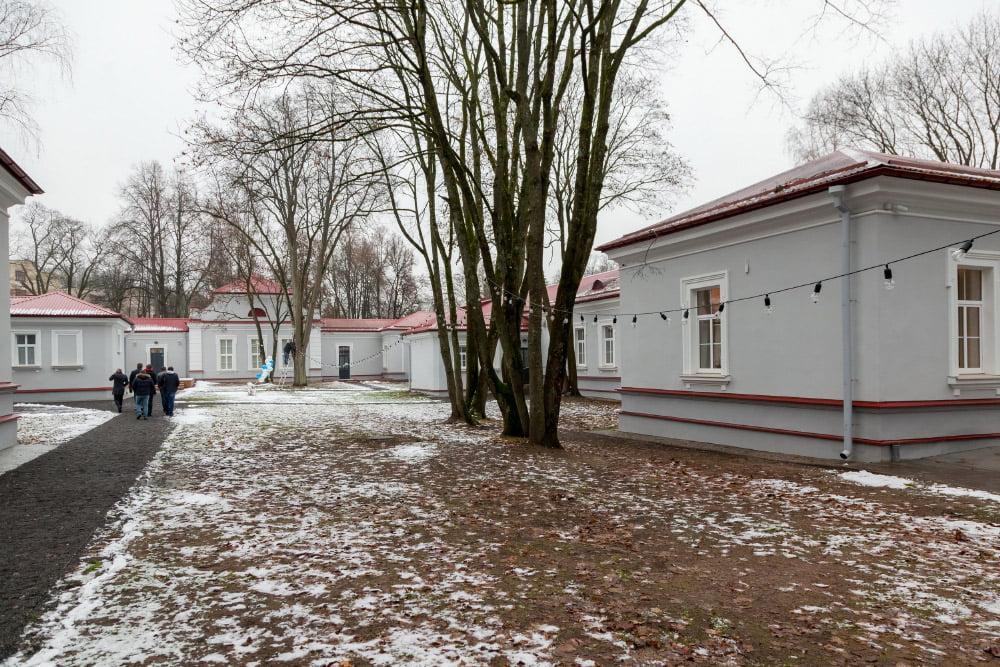 """""""Sapiegos Vilnius Tech Park""""."""