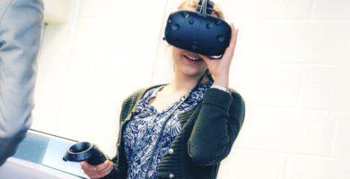 virtualiosios realybės