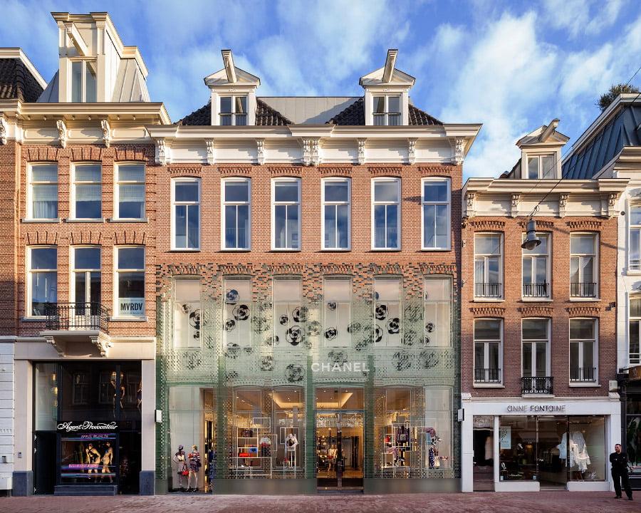 """Krištolilniai namai"" (""Crystal houses""). Daria Scagliola & Stijn Brakkee nuotr."