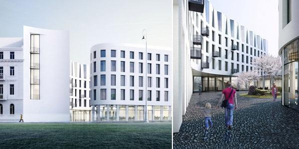 Audriaus Ambraso architektų biuro vizual.